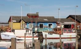 Omø fiskerihavn